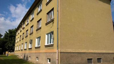 Zateplení bytového domu ve Vlašimi - pořadové číslo 6