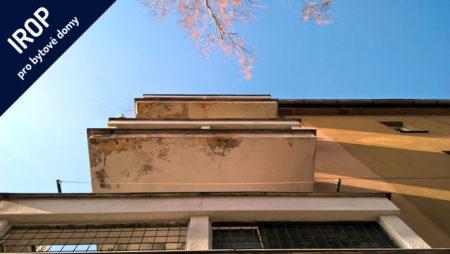 Dotace na zateplení bytového domu IROP.