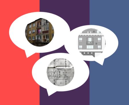 Dosažení shody mezi členy SVJ či bytového družstva je pro zateplená domu klíčové